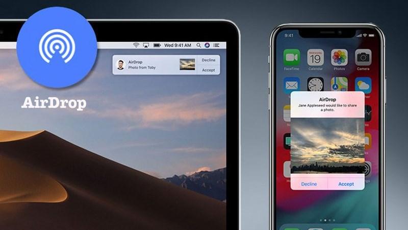 Cảnh báo tắt Airdrop trên Iphone